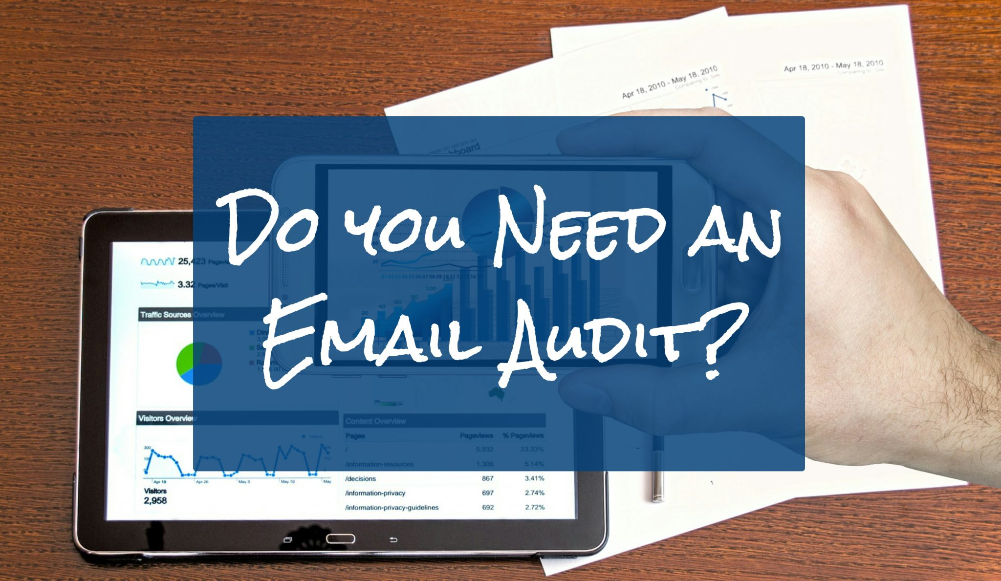 What is an email marketing audit and why do you need one? 4