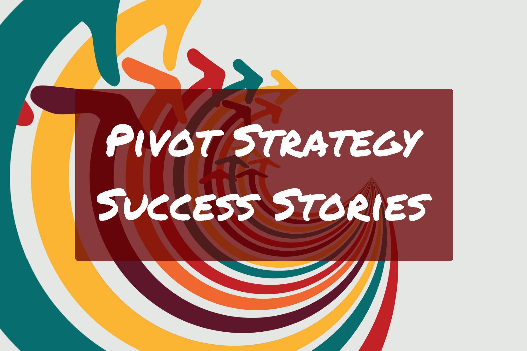 Pandemic Pivot Strategy Success Stories 1