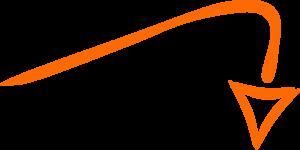 arrow-310627-down-orange