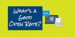 What is a Good Email Open Rate? 3